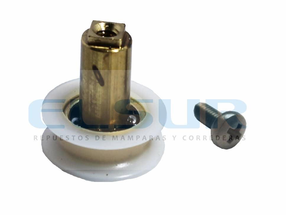Rodamiento angular 22 mm bolas con tornillo métrica 4×10