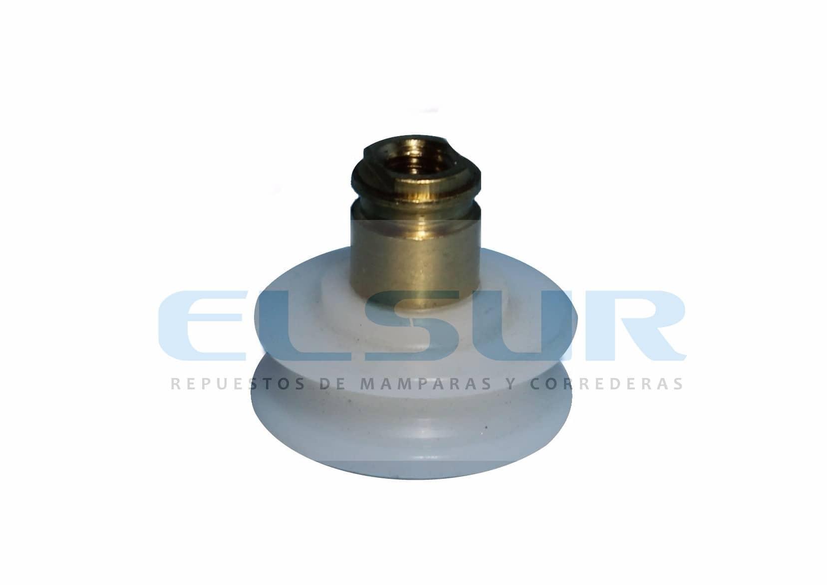 Rodamiento Angular 22mm nylon c/t 5×8