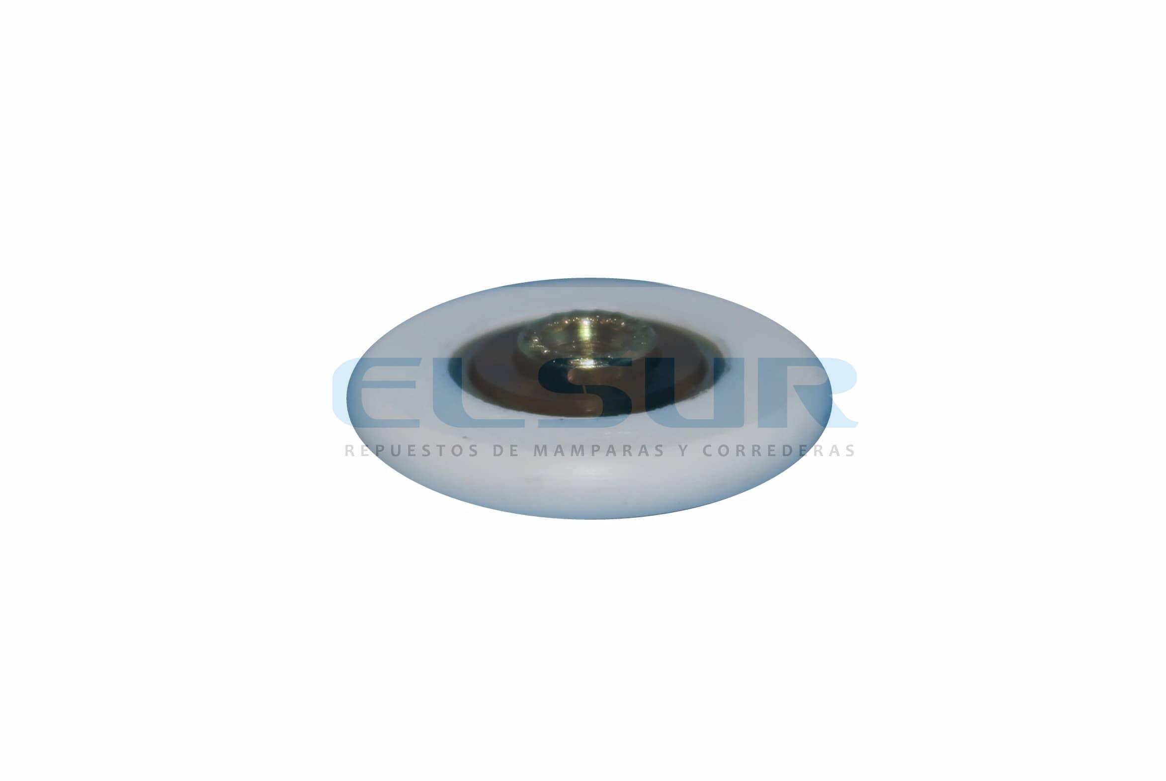 Rodamiento frontal 26mm bolas con tornillo métrica 4×8