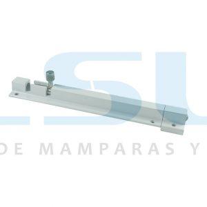 Pasador puente alto 150 mm aluminio blanco (1 UNIDAD)