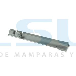 Pasador puente alto 150 mm aluminio plata (1 UNIDAD)