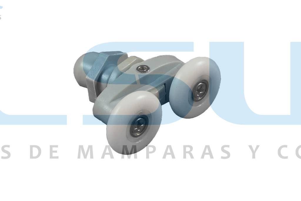 Pinza doble rodamiento 20 mm bolas M5