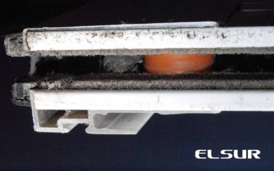 Cómo cambiar la corredera o roldana en una ventana