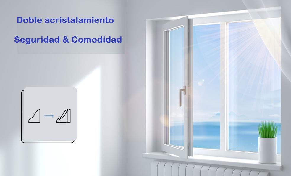 ventanas y puertas de doble acristalamiento