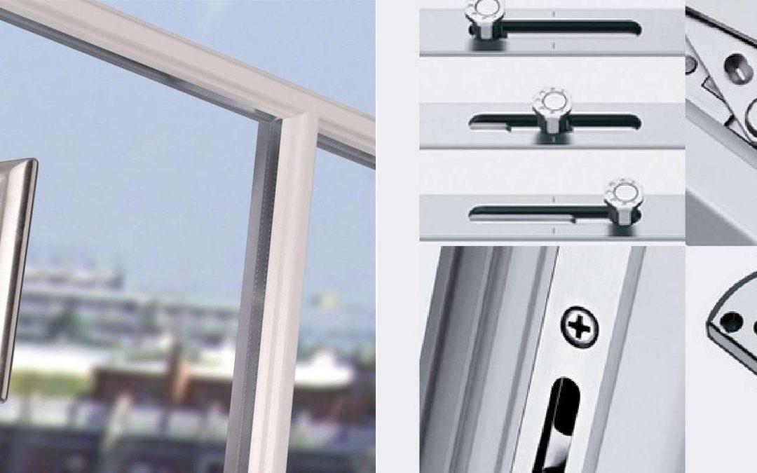 Tipos de cerraduras para ventanas